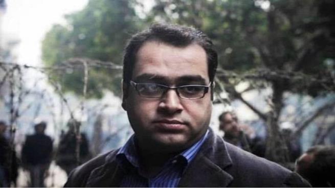 زياد العليمي النائب السابق في البرلمان المصري