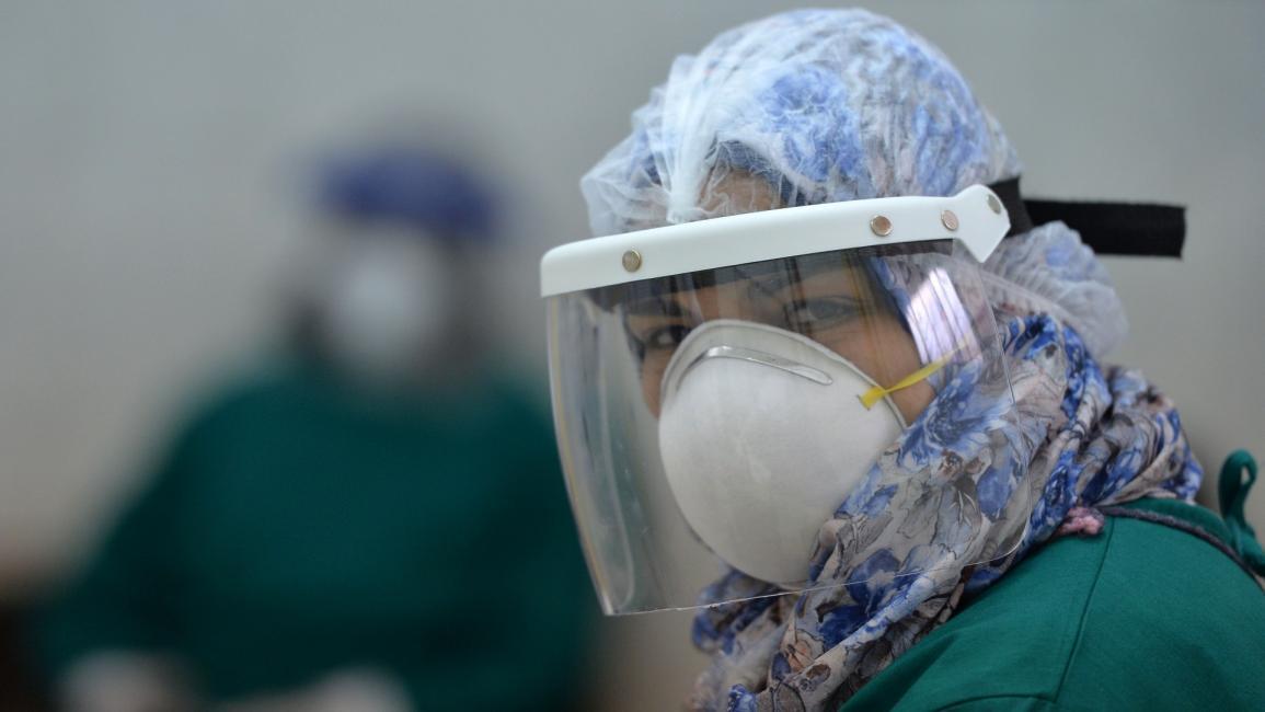 ارتفاع المعدل اليومي لحالات الوفاة بفيروس كورونا في مصر
