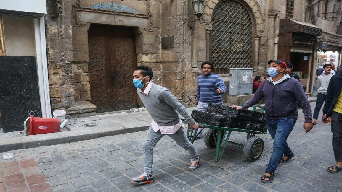 توقعات بتباطؤ نمو الاقتصاد المصري وانخفاض الجنيه