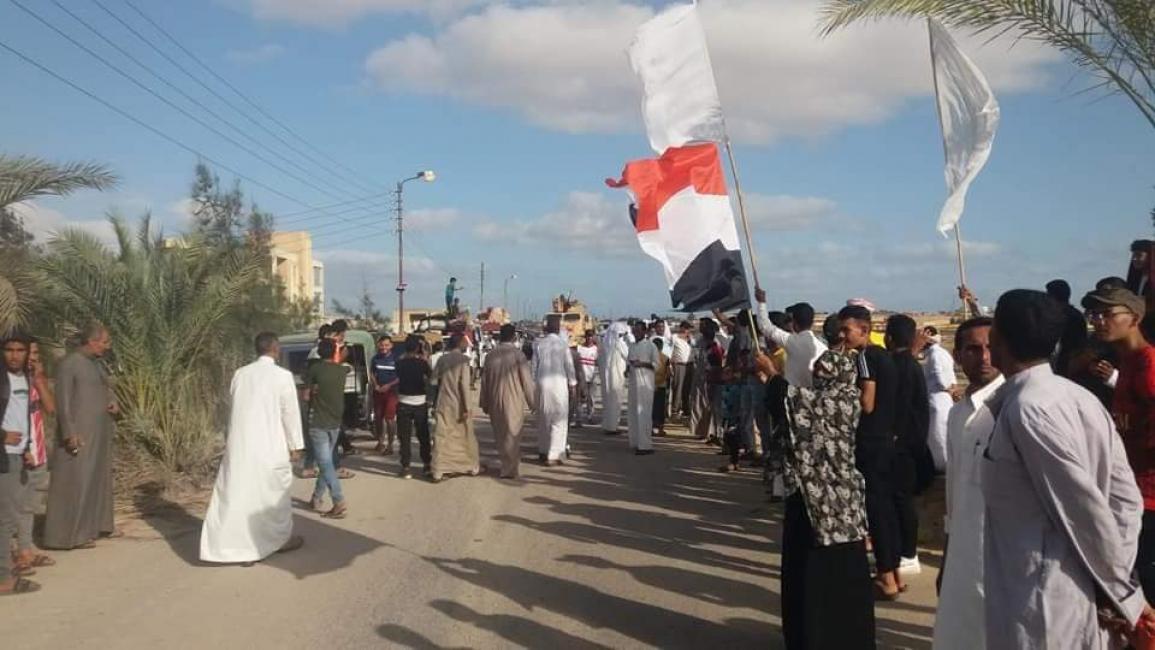قرار حكومي بتحويل اسم قرية مصرية بسيناء من رابعة إلى 30 يونيو