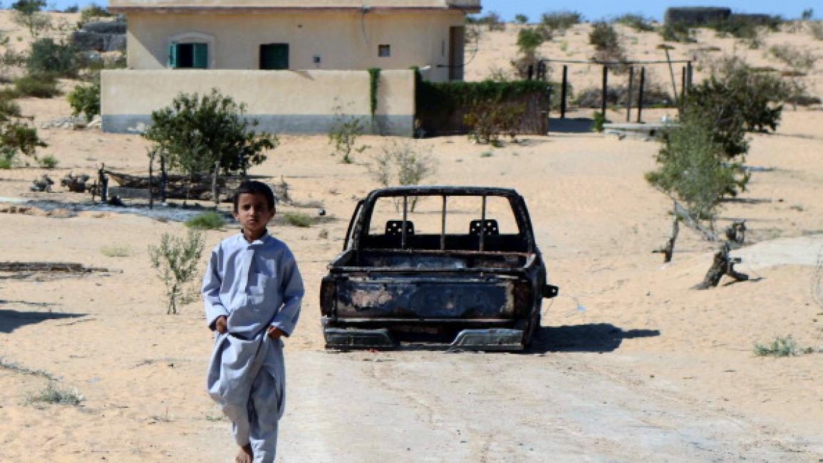 الألغام تطارد العائدين لشمال سيناء: إهمال متعمد من الجيش؟