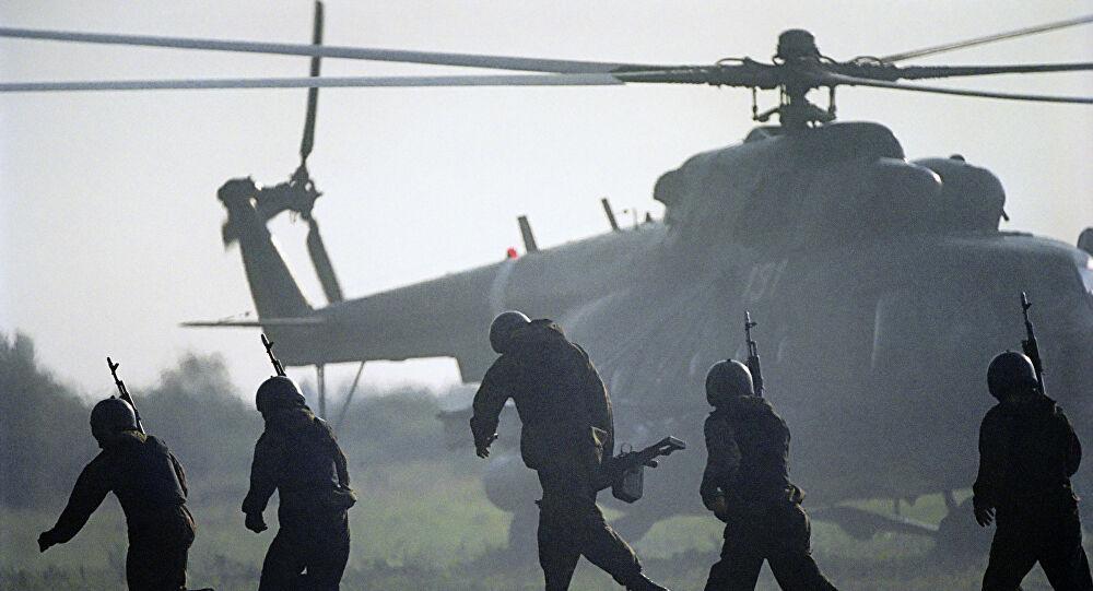 أول فيديو للقوات الخاصة المصرية خلال تمارين الرماية مع نظرائهم الروس