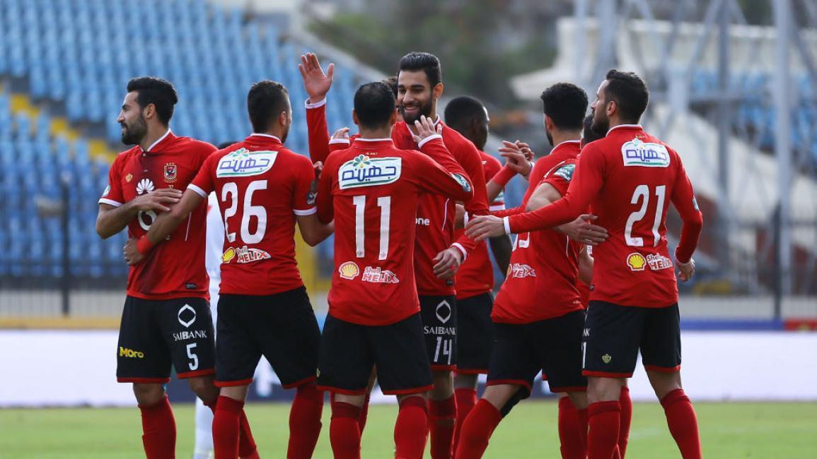 إصابة لاعب ثان في الأهلي المصري بفيروس كورونا