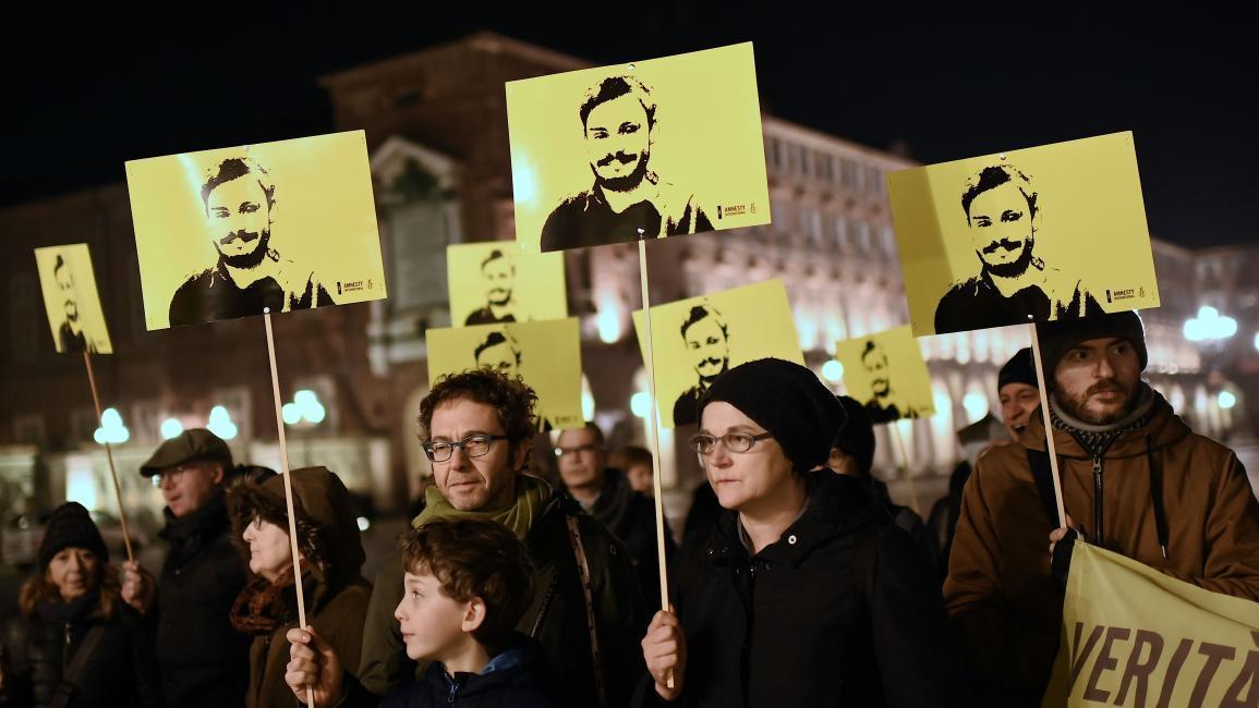 مطالبة السيسي بتسليم قتلة #ريجيني تعيد القضية إلى التفاعل