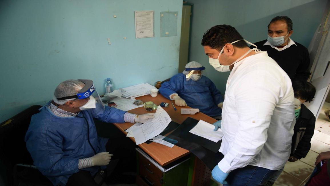 مصر: وفاة 6 أطباء جدد بسبب كورونا يرفع الإجماليإلى 211