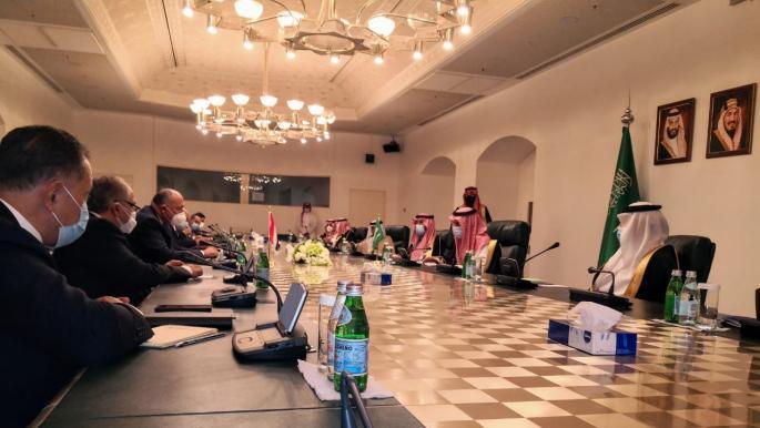 اللجنة المصرية السعودية المشتركة بحثت وساطات حل الأزمة مع قطر
