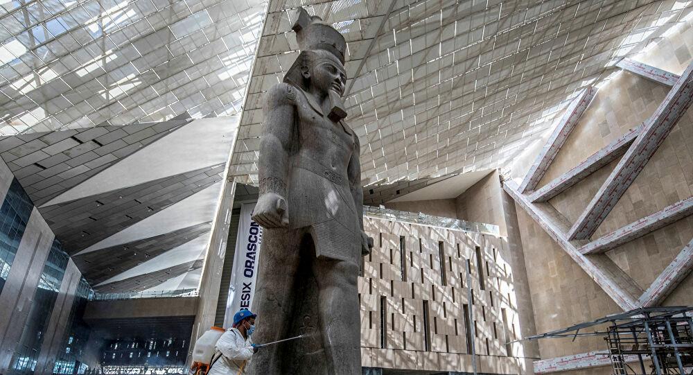 2020 عام الكشف عن التوابيت الأثرية الملونة في مصر... والأنظار تتجه لـ