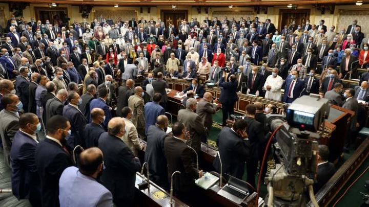 استنكار لمنع محررين برلمانيين من دخول مجلسي النواب والشيوخ بمصر