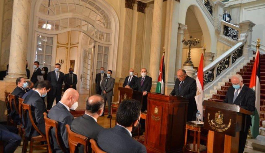 مصر تنتقد قرار الكیان الاسرائيلي بناء وحدات استيطانية جديدة