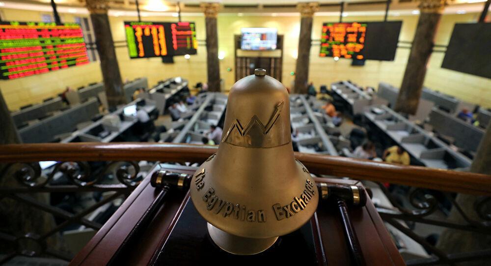 البورصة المصرية تربح ملياري جنيه في نهاية تعاملات اليوم
