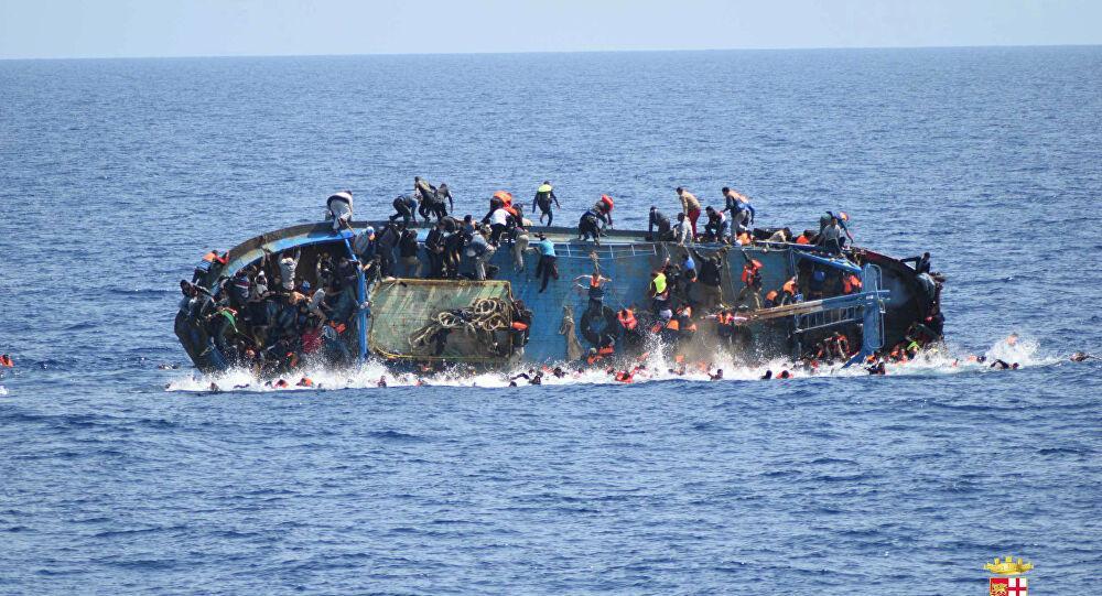 انتشال جثتين جديدتين من ضحايا مركب الإسكندرية وارتفاع العدد الى 8