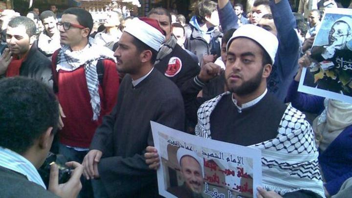 مصر: إعادة اعتقال أنس السلطان