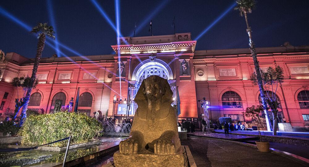 اليونسكو تدرج المتحف المصري بالتحرير في القائمة التمهيدية لمواقع التراث العالمي