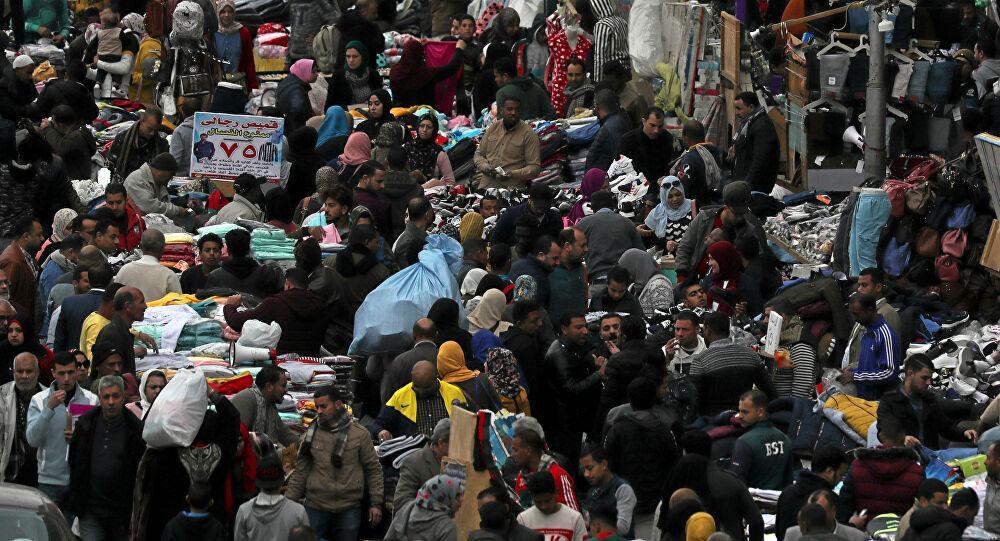 بيان رسمي: ارتفاع نسبة التضخم الشهري في مصر بنسبة 0.6%