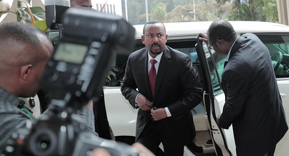 رئيس وزراء إثيوبيا ينشر فيديو غريبا على