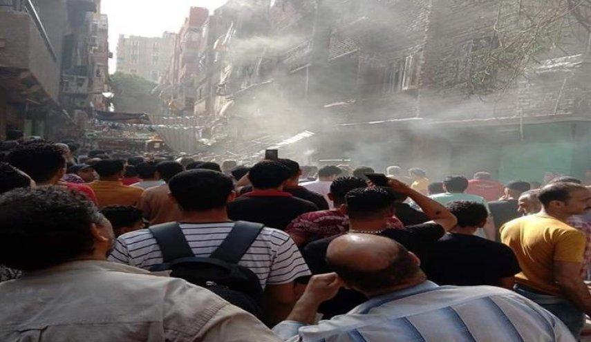 مصرع 4 عمال في مصر.. ماتوا مجتمعين وتفحمت جثثهم