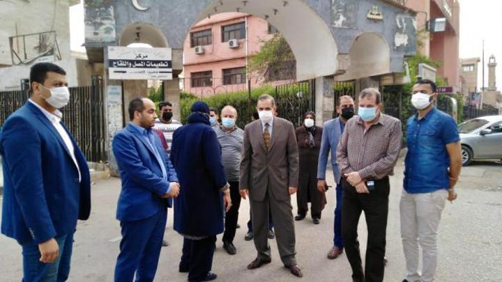 مصر: حريق في وحدة العناية المركزة في مستشفى يقتل مريضين