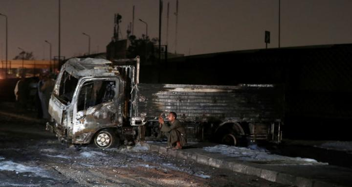 حادث مروع في جنوب مصر يخلف 26 بين قتيل وجريح