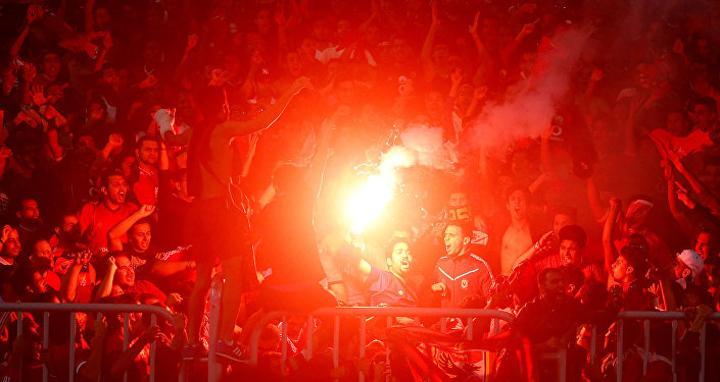 رد حاسم من وزير الصحة التونسي على طلب جمهور الترجي حضور مباراة الأهلي المصري