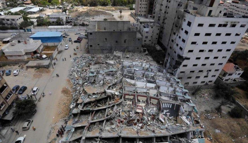 الاحتلال يطلب من مصر منع دخول الإسمنت ومواد البناء إلى غزة