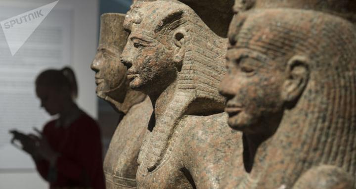 مصر القديمة بعيون الرحالة الروس في زياراتهم الأولى إلى الشرق الأوسط