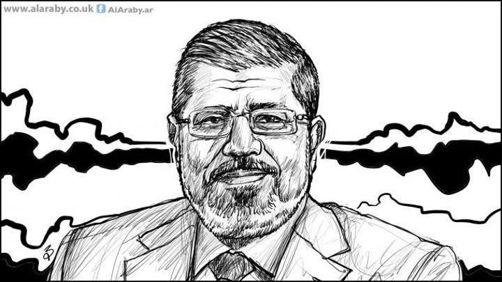 #محمد_مرسي يحضر على مواقع التواصل في ذكرى رحيله