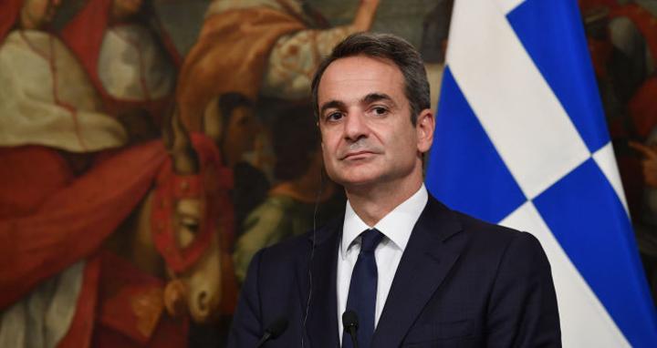 رئيس الوزراء اليوناني: اتفاق ترسيم الحدود البحرية مع مصر نموذج يحتذى به