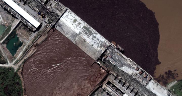 وفد مصري في جنوب السودان لبحث ملف سد النهضة