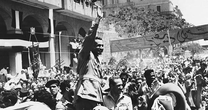 نجل جمال عبد الناصر عن المهاجمين لثورة 23 يوليو: كمن لديه عاهة ويحاول التخلص منها... فيديو