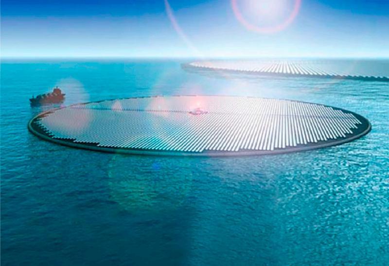 طريقة بسيطة لتحلية المياه باستخدام الطاقة الشمسية
