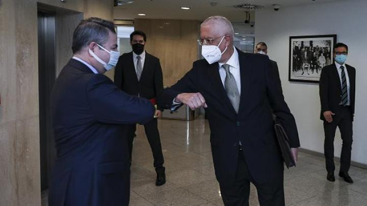 مناورة مصرية لتفادي ضغوط أميركية لتوسيع الدور الإقليمي لتركيا
