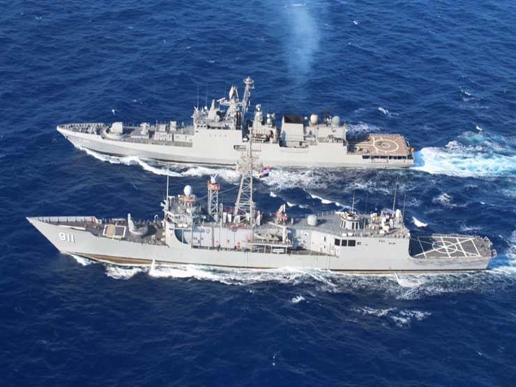 المتحدث العسكري: القوات البحرية المصرية والهندية تنفذان تدريبًا بحريًا عابرًا في البحر المتوسط