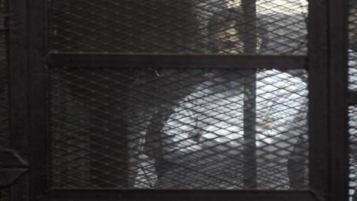 مناشدات لإنقاذ علاء عبد الفتاح من السجون المصرية: #علاء_في_خطر