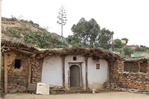 Stone architecture in Eritrea