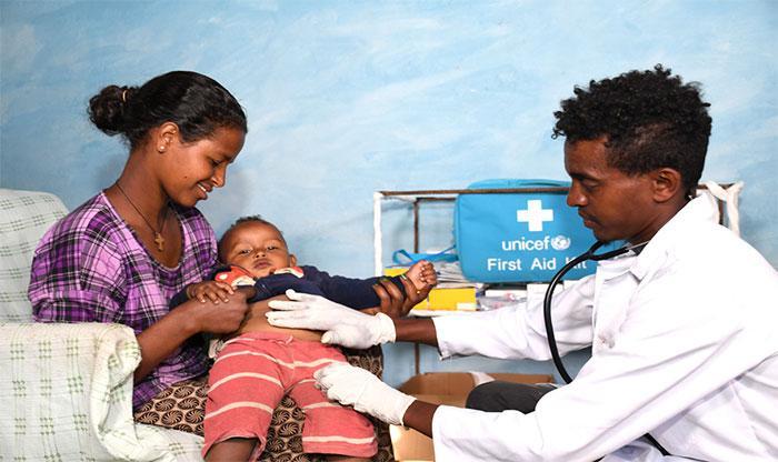 Bare-Foot Doctors: Community's Relief