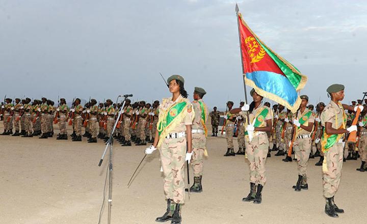 Eritrea: a nation of citizens