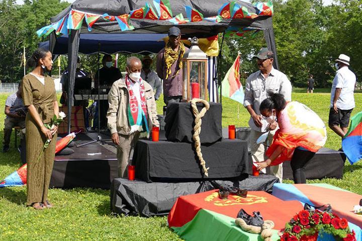 Commemoration of Martyrs Day in Diaspora