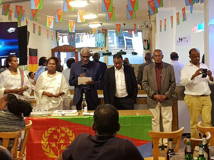 Commemoration of 60th anniversary of armed struggle
