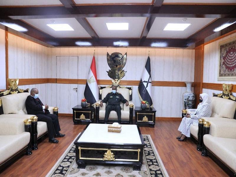 Ambassador Isa delivered message of President Isaias