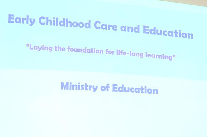 Workshop on Early Childhood Care and Education