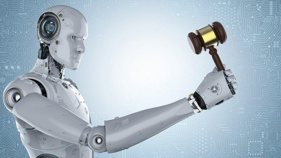 Would you let a robot lawyer defend you?