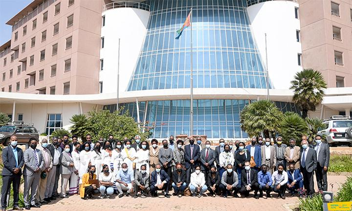Workshop to develop nutrition SBCC manual concludes