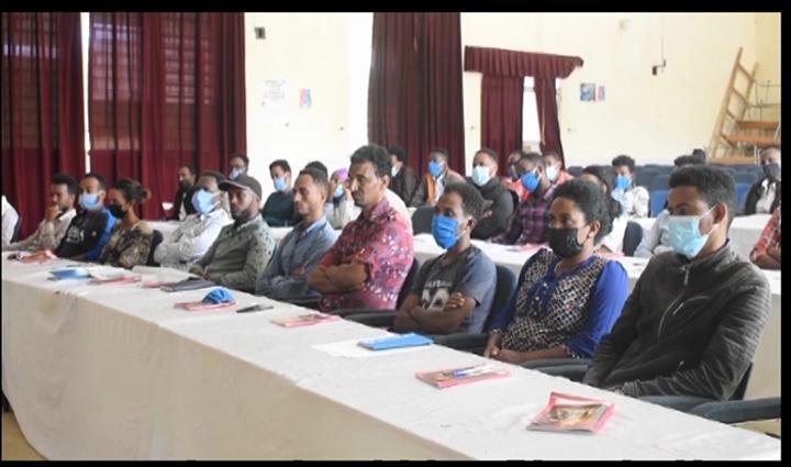 Seminar on management and leadership