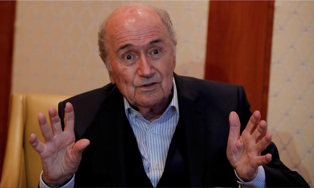 Blatter, Platini case heading for trial, say prosecutors