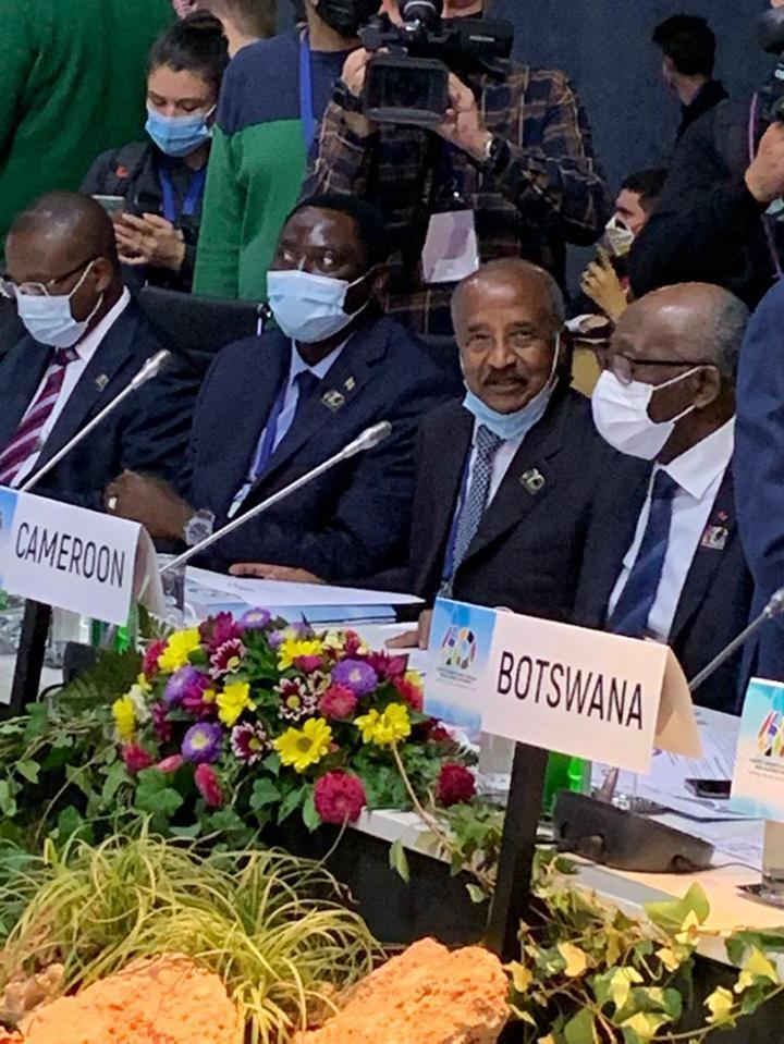 Eritrea participates at Non-Aligned Movement meeting