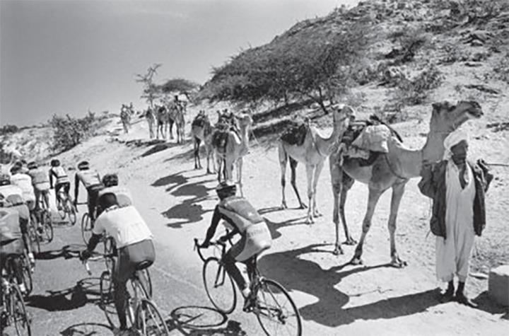 Eritrea: An Emerging Cycling Giant