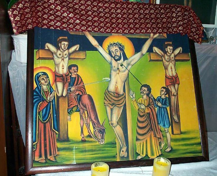 Ethiopians Mark Easter amidst Challenges