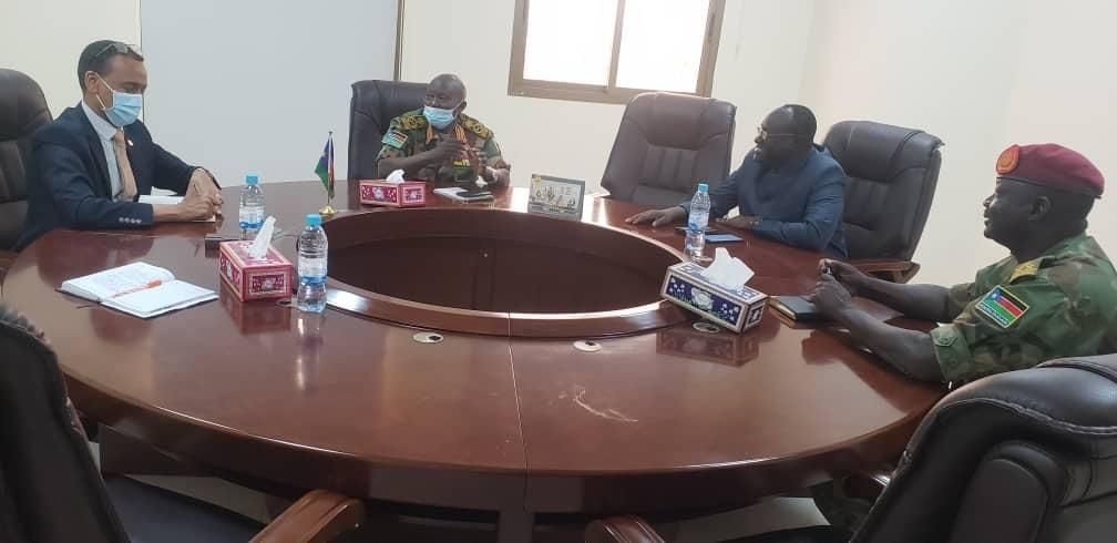 South Sudan Won't Cooperate with Forces Working against Ethiopia's Interests: CDF