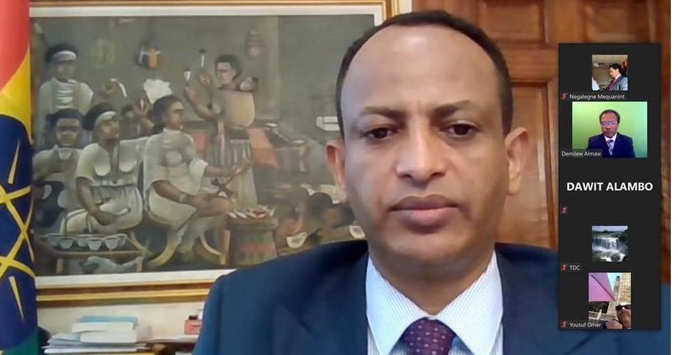 Ethiopians in US Vow to Counter Unjust Pressures on Ethiopia