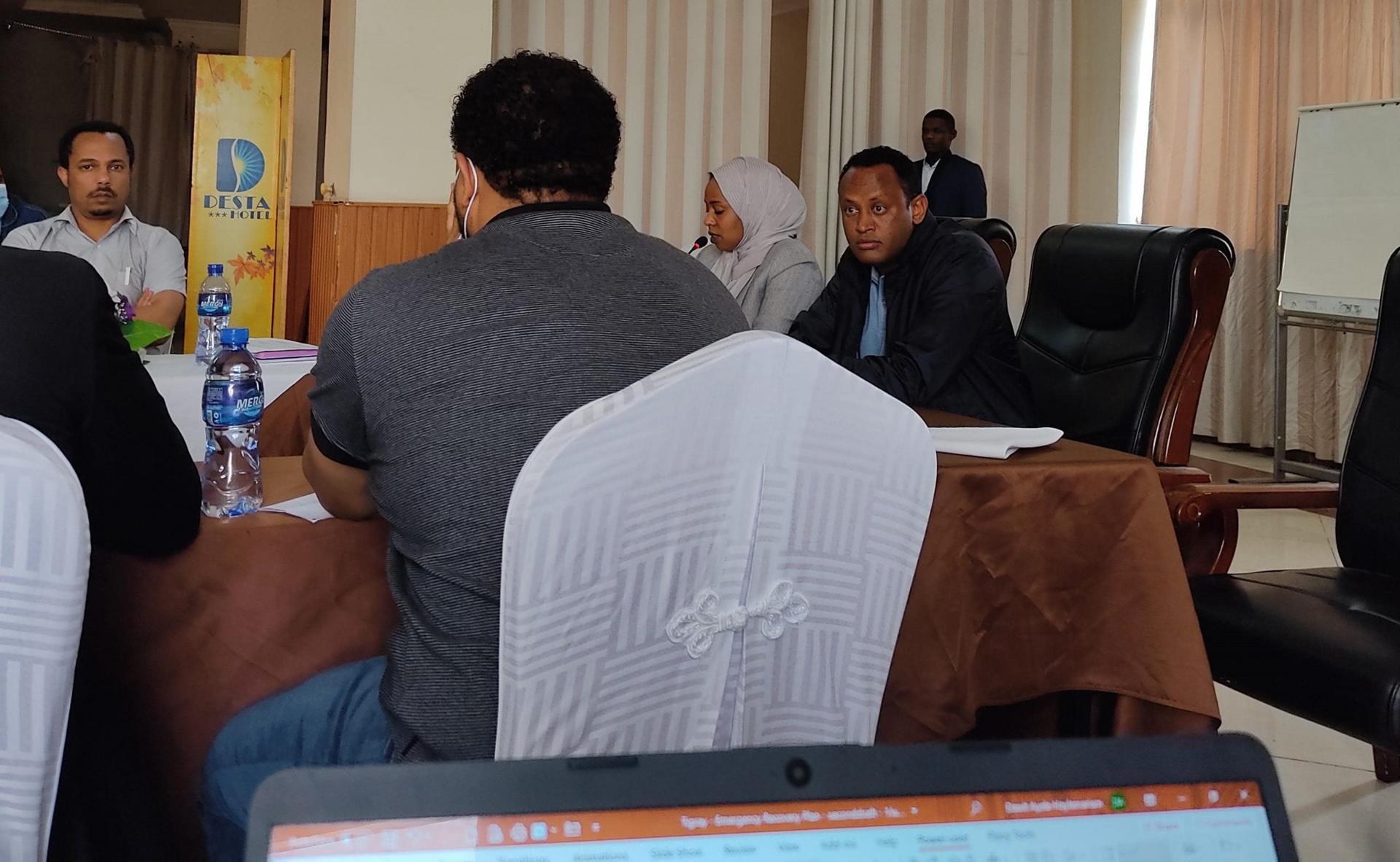 Interim Administration, Finance Ministry Launch Tigray Emergency Recovery Plan